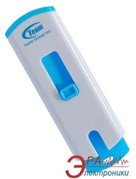 Флеш память USB 2.0 Team 16 Гб C112 Blue (TC11216GL01)