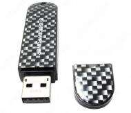 Флеш память USB Silicon Power 64 Гб LuxMini 920 200x USB2.0 Carbon (SP064GBUF2920V1X)