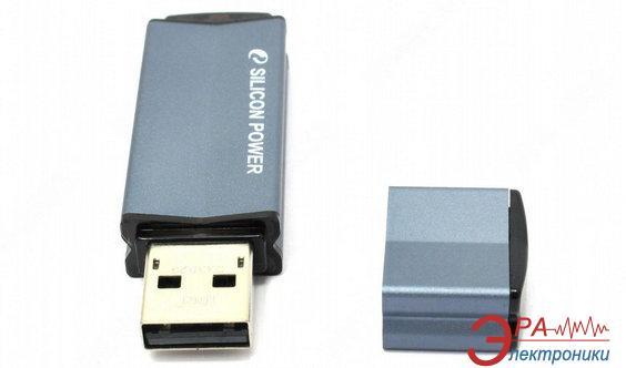 Флеш память USB 2.0 Silicon Power 16 Гб Ultima 150 Blue (SP016GBUF2150V1G)