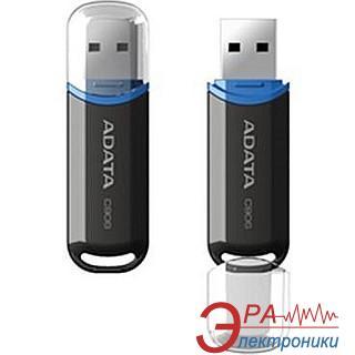 Флеш память USB 2.0 A-Data 8 Гб C906 Black (AC906-8G-RBK)