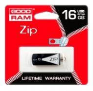 Флеш память USB 2.0 Goodram 16 Гб Zip (PD16GH2GRZIKR9)