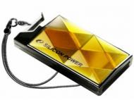 Флеш память USB 2.0 Silicon Power 32 Гб Touch 850 Amber (SP032GBUF2850V1A)