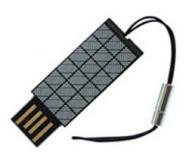 Флеш память USB 2.0 Pretec 8 Гб Diamond with Petit (Q2U08G-P)
