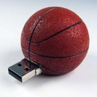 Флеш память USB 2.0 Pretec 8 Гб Basketball (F2U08G-BA)