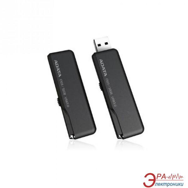 Флеш память USB 3.0 A-Data 8 Гб C103 Black (AC103-8G-RBK)