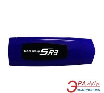 Флеш память USB 2.0 Team 4 Гб SR3 Blue (TG004GSR3XLX)