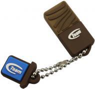 Флеш память USB 2.0 Team 8 Гб C118 Brown (TC1188GN01)