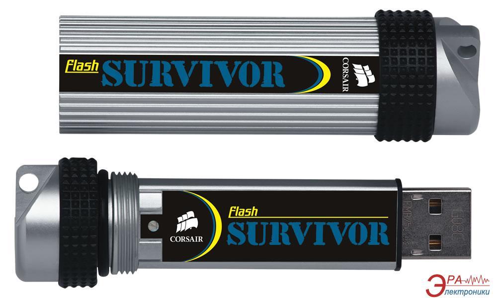 Флеш память USB 2.0 Corsair 16 Гб Corsair Flash Survivor