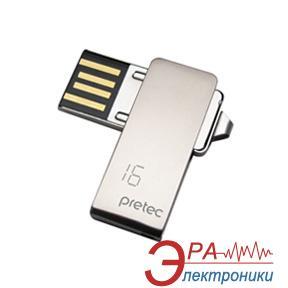 Флеш память USB 2.0 Pretec 16 Гб Premier (PRE16)