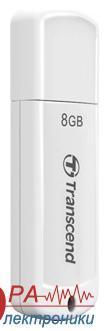 Флеш память USB 2.0 Transcend 8 Гб JetFlash 370 (TS8GJF370)
