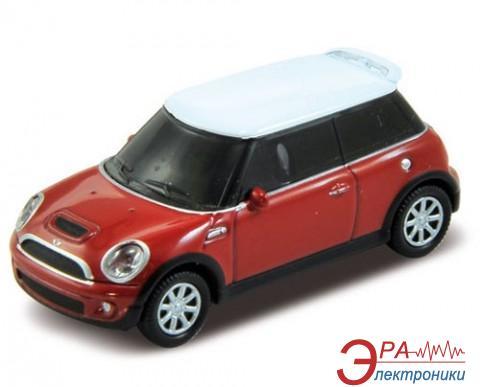 Флеш память USB 2.0 Autodrive 8 Гб MINI Cooper Red (92902W-RED-8GB)