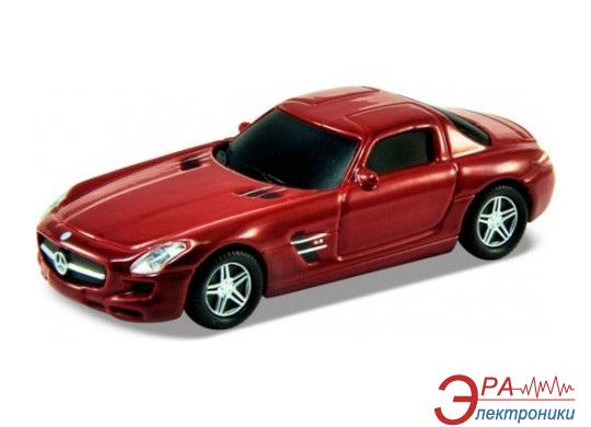 Флеш память USB 2.0 Autodrive 8 Гб Mercedes Benz AMG SLS  Red (92915W-RED-8GB)