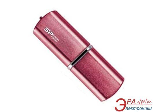 Флеш память USB 2.0 Silicon Power 8 Гб LuxMini 720 Peach (SP008GBUF2720V1H)