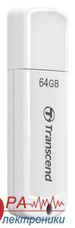 Флеш память USB 2.0 Transcend 64 Гб JetFlash 370 (TS64GJF370)