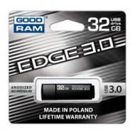 Флеш память USB 3.0 Goodram 32 Гб EDGE Black (PD32GH3GREGKR9)