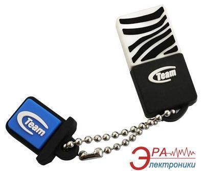 Флеш память USB 2.0 Team 4 Гб C118 Black (TG004GC118BX)