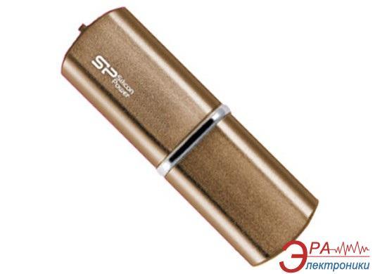 Флеш память USB 2.0 Silicon Power 32 Гб LuxMini 720 Bronze (SP032GBUF2720V1Z)