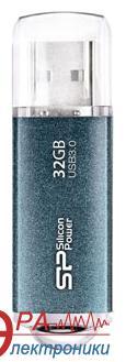 Флеш память USB 3.0 Silicon Power 32 Гб Marvel M01 Blue (SP032GBUF3M01V1B)