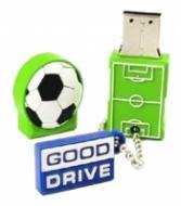 Флеш память USB 2.0 Goodram 8 Гб SPORT Football (PD8GH2GRFBR9)