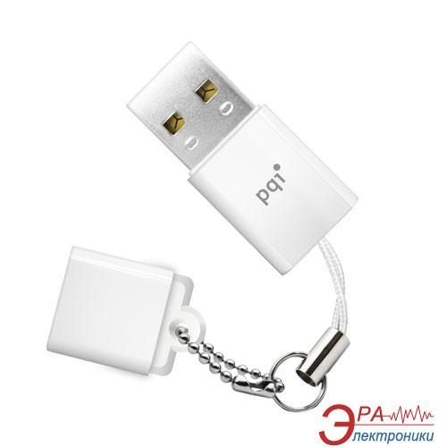 Флеш память USB 2.0 PQI 32 Гб I-Stick U819L White (6819-032GR1001/6819-032GR1002)