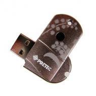 Флеш память USB 2.0 Pretec 8 Гб Wave Autumn (W2U08G-A)