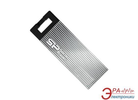 Флеш память USB 2.0 Silicon Power 16 Гб Touch 835 Iron Gray (SP016GBUF2835V1T)