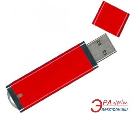 Флеш память USB 2.0 Super Talent 8 Гб DG Red (STU8GDGR)