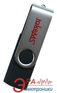 Флеш память USB 2.0 TakeMS 16 Гб Mini Rubber Black (88391)
