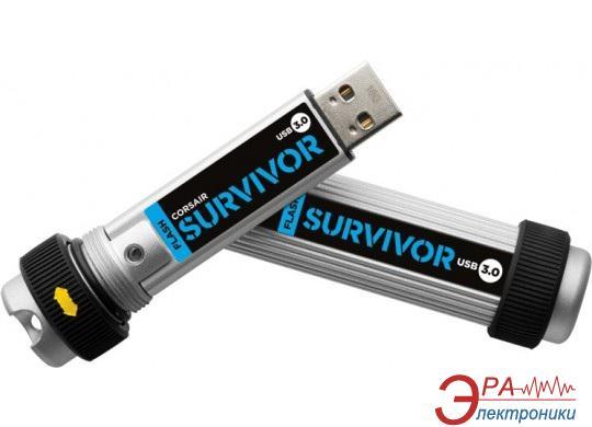 Флеш память USB 3.0 Corsair 64 Гб Survivor (CMFSV3-64GB)
