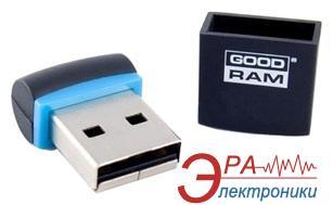 Флеш память USB 2.0 Goodram 16 Гб PICCOLO Black (PD16GH2GRPIKR10)