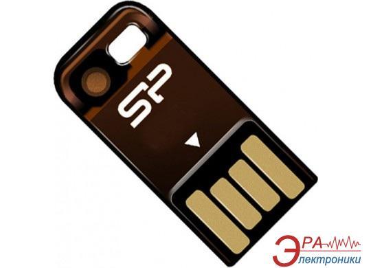 Флеш память USB 2.0 Silicon Power 32 Гб Touch T02 Orange (SP032GBUF2T02V1O)