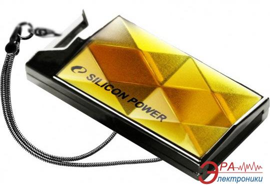 Флеш память USB 2.0 Silicon Power 64 Гб Touch 850 Amber (SP064GBUF2850V1A)