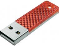 Флеш память USB 2.0 SanDisk 16 Гб Cruzer Facet Red (SDCZ55-016G-B35R)