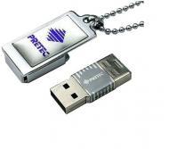 Флеш память USB 2.0 Pretec 16 Гб Tiny Standard (T2U16G-SS)