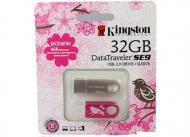 Флеш память USB 2.0 Kingston 32 Гб DataTraveler SE9 Women's Day (KC-U4632-2U)