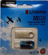 Флеш память USB 2.0 Kingston 16 Гб DataTraveler SE9 Men's Day (KC-U4616-2U1)