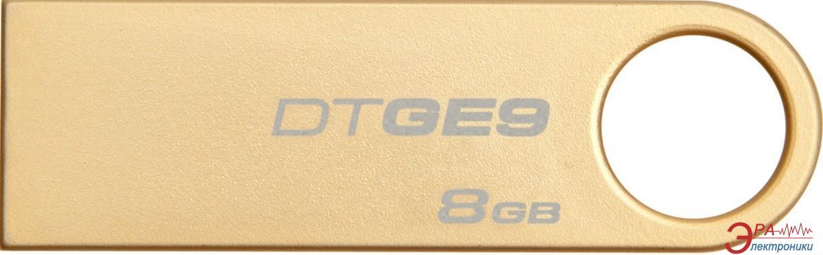 Флеш память USB 2.0 Kingston 8 Гб DataTraveler GE9 (DTGE9/8GB)