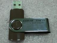 Флеш память USB 2.0 Team 8 Гб Color Turn Brown (TE9028GN01)