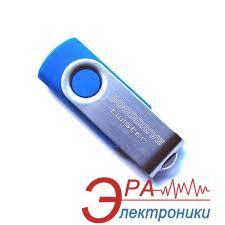Флеш память USB 2.0 Goodram 8 Гб Twister Blue bulk (PD8GH2GRTSBB)