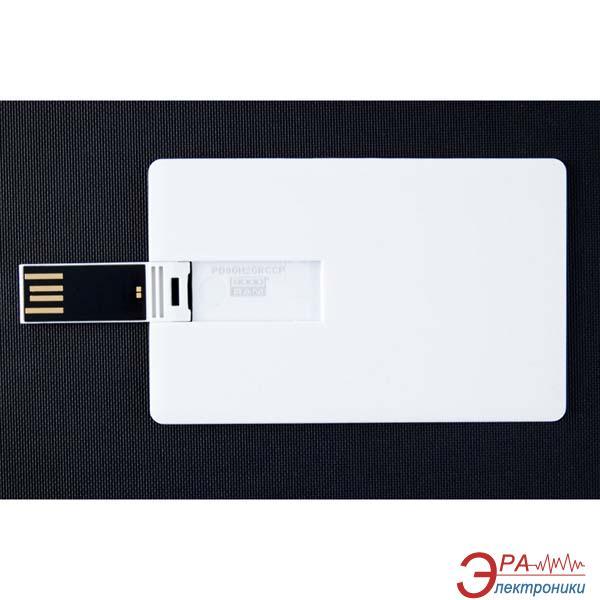 Флеш память USB 2.0 Goodram 16 Гб Credit Card Plastic bulk (PD16GH2GRCCPB)