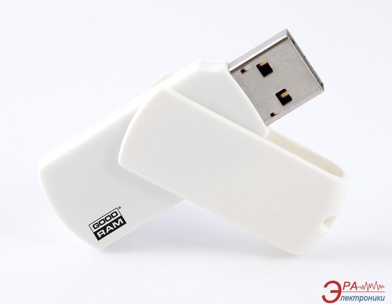 Флеш память USB 2.0 Goodram 4 Гб COLOUR White bulk (PD4GH2GRCOWWB)