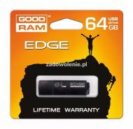 Флеш память USB 3.0 Goodram 64 Гб EDGE black (PD64GH3GREGKR9)