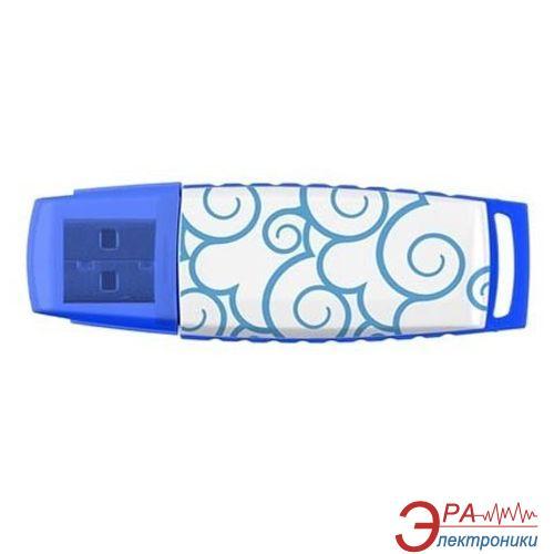 Флеш память USB 2.0 Kingston 16 Гб DataTravel G3 White/Blue (KC-U3216-3S)