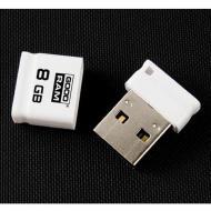 Флеш память USB 2.0 Goodram 8 Гб Piccolo White (PD8GH2GRPIWR10)
