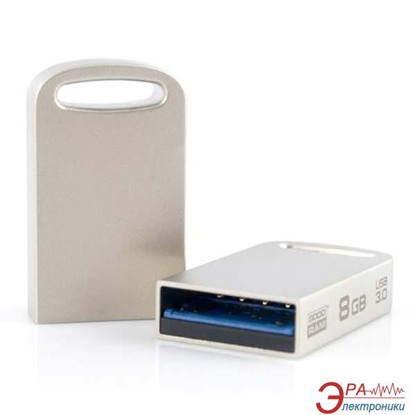 Флеш память USB 3.0 Goodram 8 Гб POINT Silver (PD8GH3GRPOSR10)