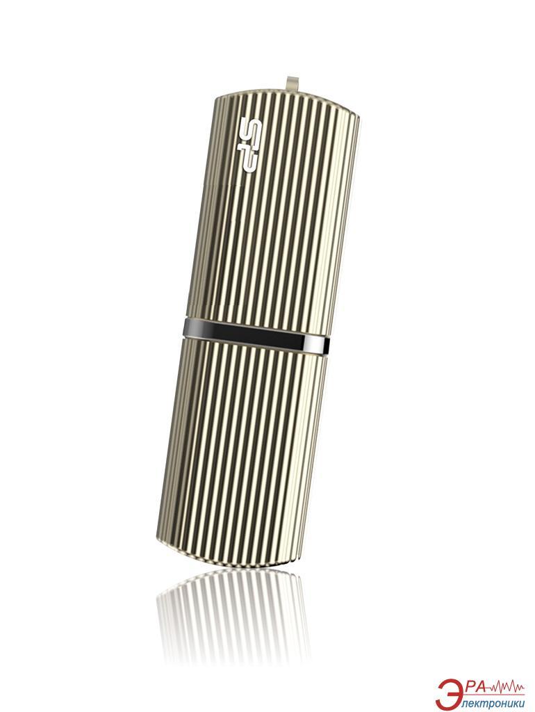 Флеш память USB 3.0 Silicon Power 16 Гб Marvel M50 Champague (SP016GBUF3M50V1C)