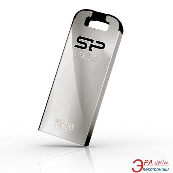 Флеш память USB 3.0 Silicon Power 64 Гб Jewel J10 (SP064GBUF3J10V1K)