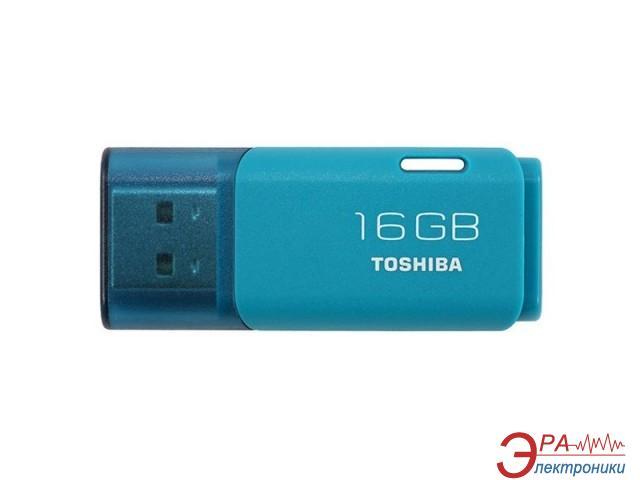Флеш память USB 2.0 Toshiba 16 Гб HAYA BUSA Aqua (THNU16HAYAQUA(BL5)
