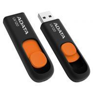 ���� ������ USB 2.0 A-Data 16 �� UV120 Black/Orange (AUV120-16G-RBO)