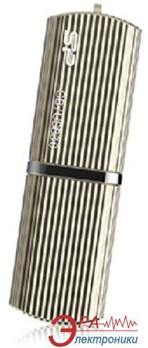 Флеш память USB 3.0 Silicon Power 64 Гб Marvel M50 Champagne (SP064GBUF3M50V1C)